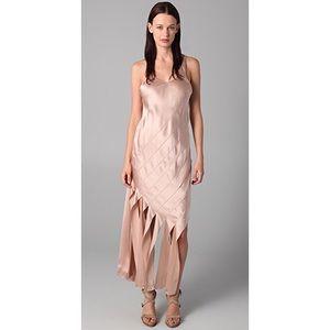Alexander Wang Pink Silk Dress